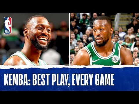 Kemba Walker's Best Plays From Every Game!