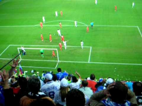 Euro 2008 (Group D), Greece - Russia 0-1, missed chance for Greece
