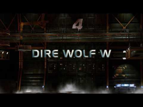 DIRE WOLF - Обзоры мехов MechWarrior Online