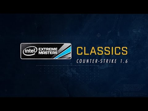 CS 1.6 - SK vs. EG - IEM 2008 Global Challenge Los Angeles