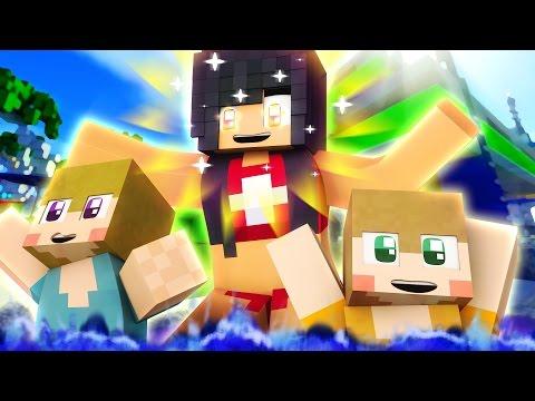 Baby Lifeguard! | Love ~ Love Paradise MyStreet [S2:Ep.14 Minecraft Roleplay]