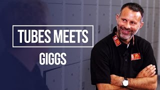 What was it like being assistant to Van Gaal? | Tubes Meets Giggs