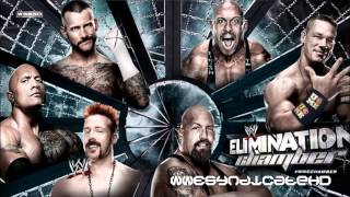 "WWE Elimination Chamber 2013 Official Theme Song: ""The Crazy Ones"" by Stellar Revival"