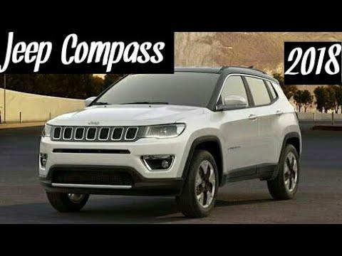 jeep compass 2018 mudan as pre os e vers es top. Black Bedroom Furniture Sets. Home Design Ideas