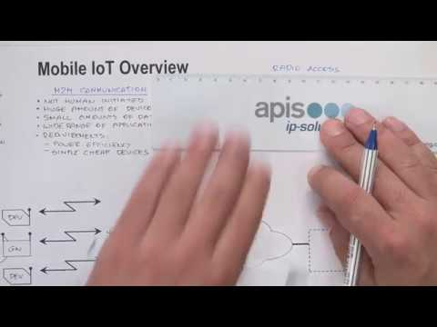 Mobile IoT Overview