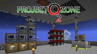 Project Ozone 2 Kappa Mode - AUTOMATIC HAMMERING [E08] (Modded Minecraft Sky Block)
