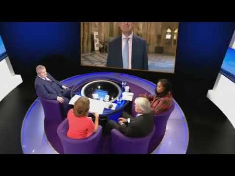 Daily Politics (5/09/2018) - The future for the UK after Brexit