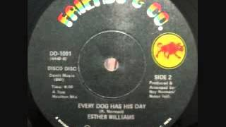 Esther Williams / Every dog has his day