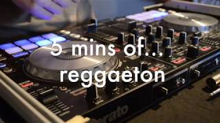 5 MINS OF ... Reggaeton