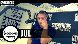 Jul - Freestyle #MyWorld (Live des studios de Generations)