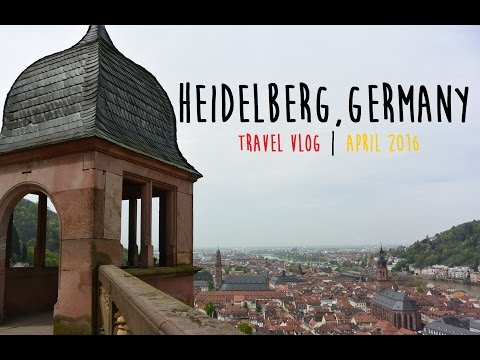 Left My Heart in Heidelberg | Travel Vlog