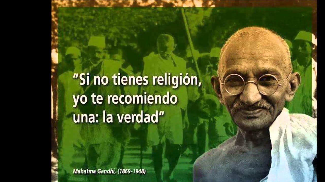 Frases Importantes De Pensadores: Frases Célebres De Mahatma Gandhi