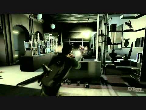What Trailers Should Be Like (Splinter Cell Conviction)