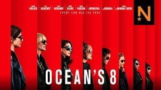 'Ocean's 8' Official Trailer HD