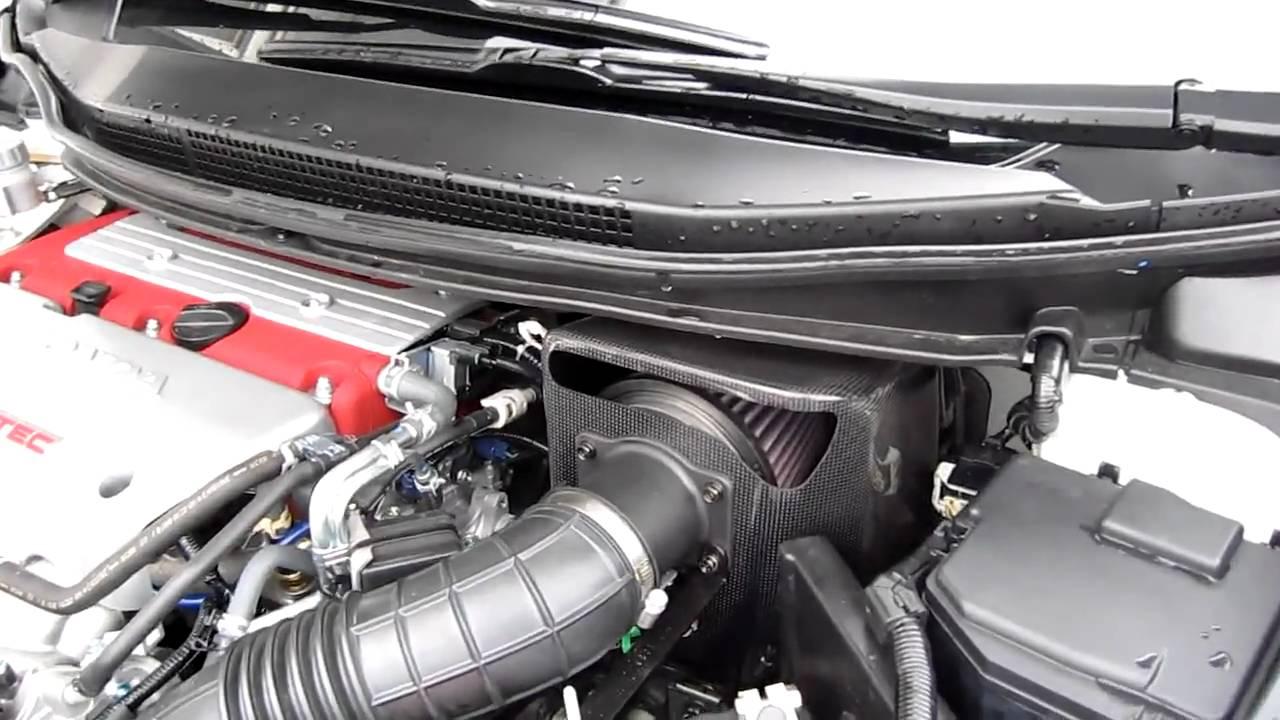 Honda Civic TypeR FN2 GruppeM RAM AIR SYSTEM Amp Mugen