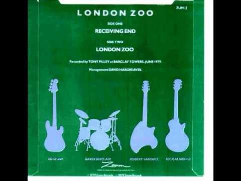 London Zoo - Receiving End - Single - 1979