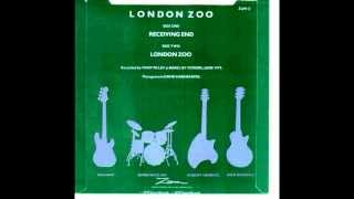 London Zoo - Receiving End - Single - 1979