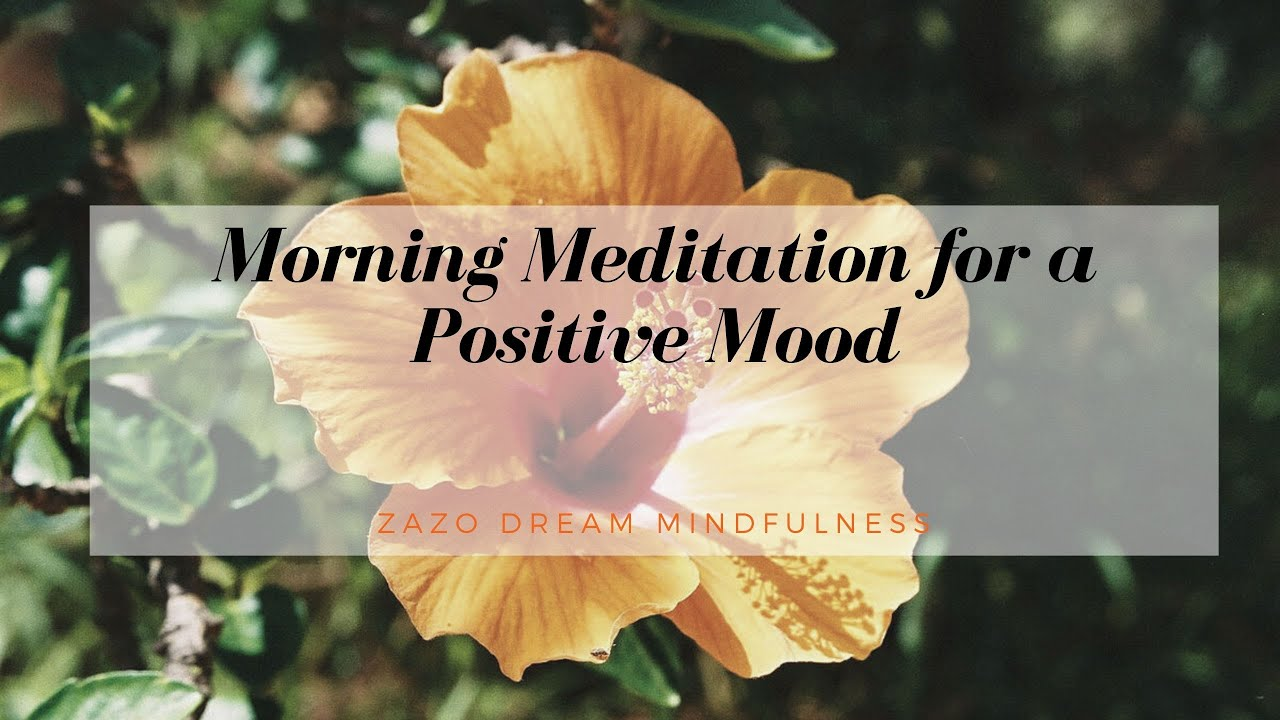 Meditation to Start Your Day | Morning Meditation ...