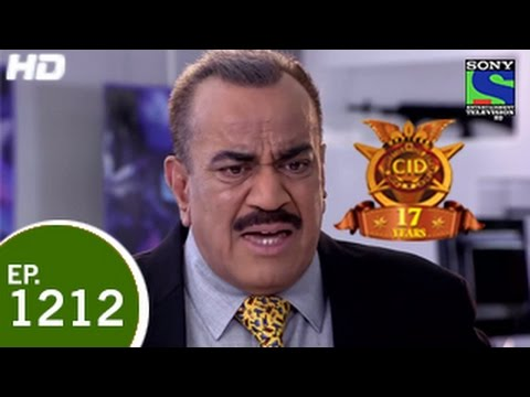 CID - सी ई डी - DCP Chitrole Ki Shaadi - Episode 1212 - 5th April 2015
