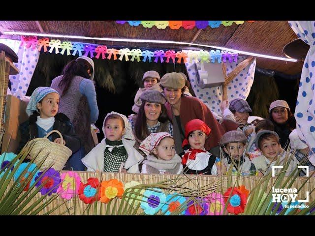 Vídeo: Estuvimos en la Cabalgata de Reyes Magos del Cristo Marroquí y Campo de Aras. Este es nuestro vídeo.