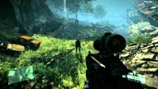 Crysis 2 PC - Semper Fi or Die - 25 Minutes of Crysis 2 in Full 1080p HD