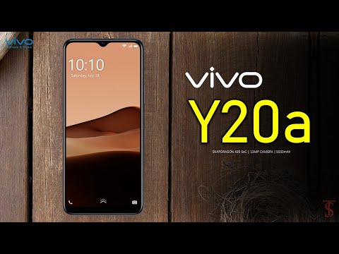 Vivo Y20a Price, Official Look, Design, Camera, Specifications, Features, and Sale Details