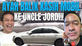 The Onsu Family - Ayah balik KASIH MOBIL ke Uncle Jordi!!