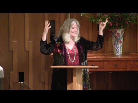 "Rev. Karen Lindvig Sermon ""Inviting Wonder""—Seattle Unity—03-18-2018"