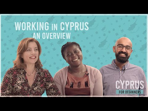 Cyprus for Beginners - Working in Cyprus: an overview