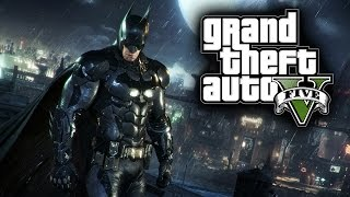 GTA 5 PC MODS - AMAZING BATMAN MOD! (GTA 5 Batman Mod Gameplay)