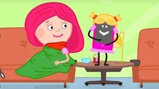Мультики - Смарта и Чудо-сумка - Простуда - Развивающие мультфильмы
