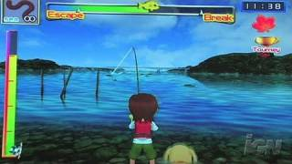 Fishing Master Nintendo Wii Gameplay - Caught A Fish!