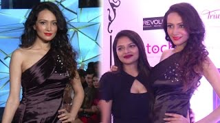 Dipannita Sharma Walks The Ramp For Nidhi Munim At India Intimate Fashion Week 2017