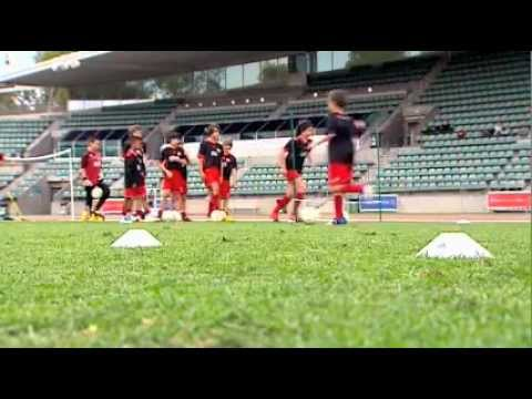 AC Milan Junior Soccer Camp, Sydney Weekender