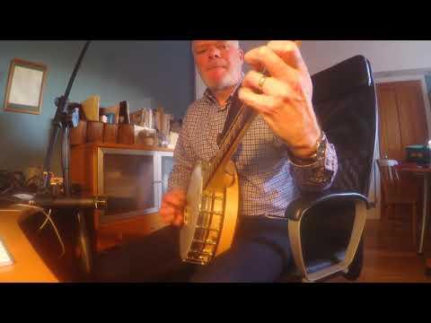 Bag of Spuds Reel, Irish  Banjo