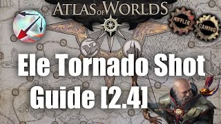 windripper tornado shot inquisitor 2 4   path of exile atlas of worlds