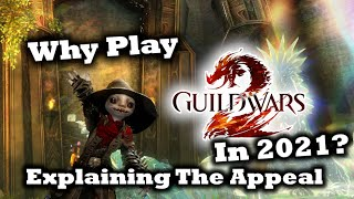 Why Play Guild Wąrs 2 in 2021? Explaining The Appeal & Comparing to other games