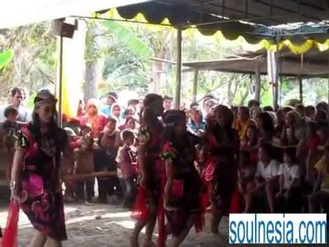 Jathilan Traditional Folk Dance Javanese Indonesia - Part 1 of 3