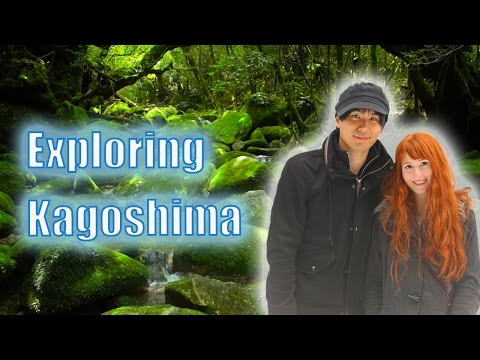 Exploring Kagoshima with Rachel & Jun