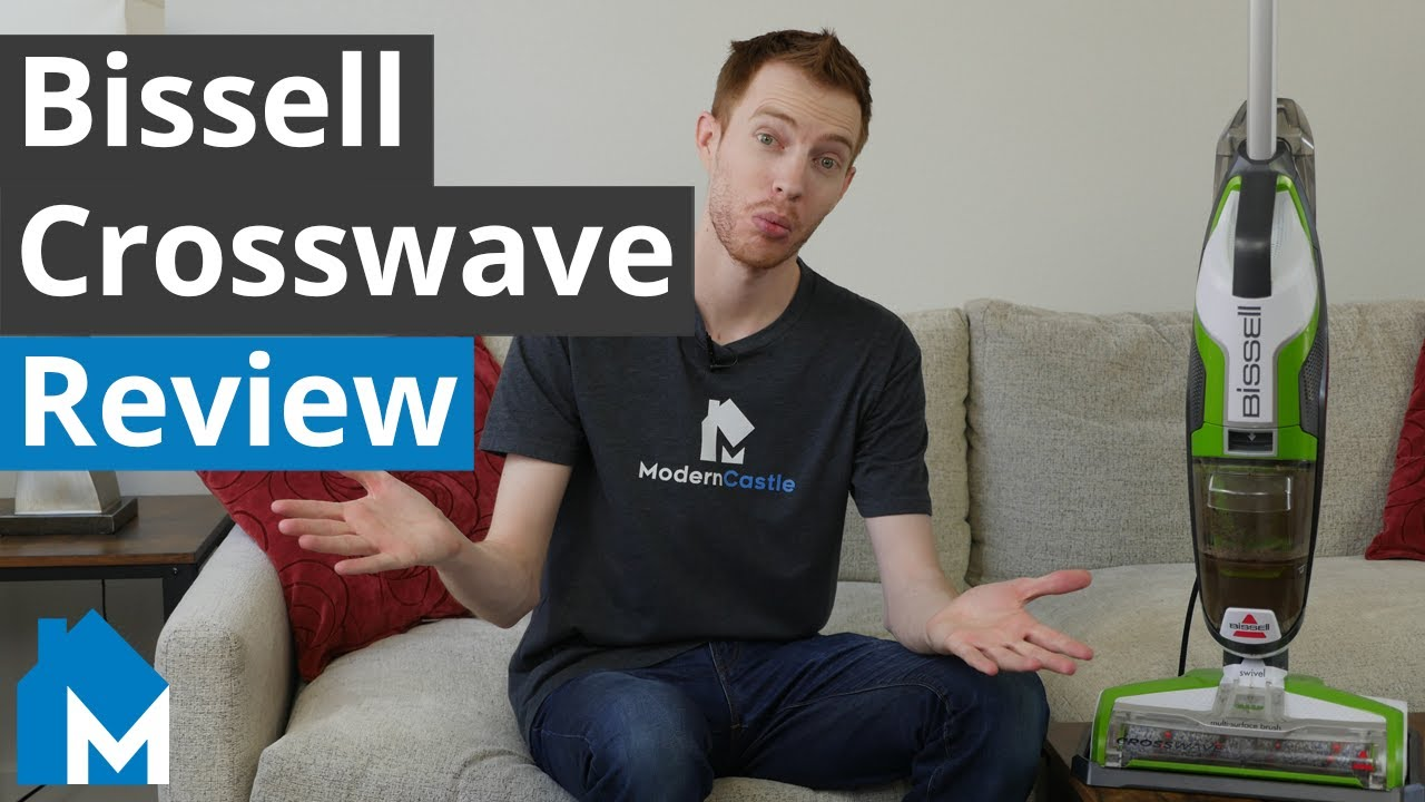 Bis Crosswave Review Real Floor