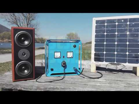 solcube - solar power done quick and easy with our solmate Timon