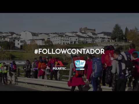 #FollowContador: Camino de Santiago, Stage 01