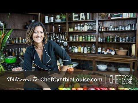 Wholefoods Masterchef - Chef Cynthia Louise - Plant based, Dairy Free Cooking and Cooking Classes