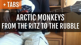 Baixar Arctic Monkeys - From the Ritz to the Rubble (Bass Cover with TABS!)