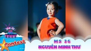 Biệt tài tí hon online | MS 36: Nguyễn Minh Thư
