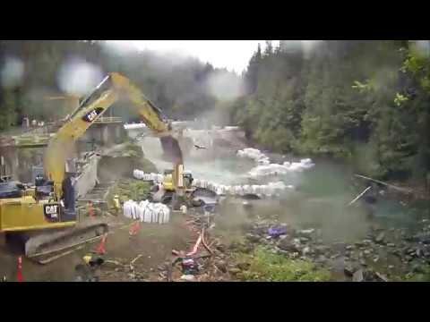 Salmon River Diversion Decommissioning Project