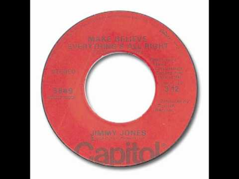 Jimmy Jones - Make Believe Everything