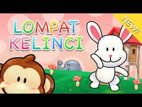 Lagu Anak Indonesia | Lompat Kelinci