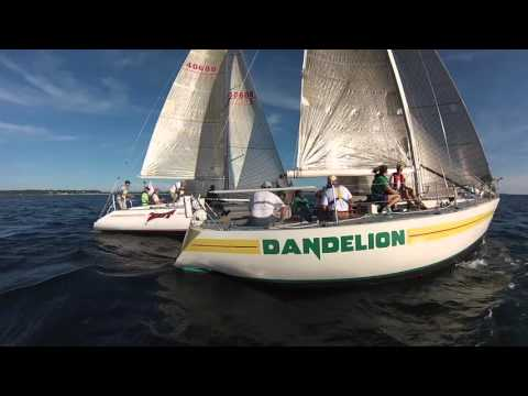 2015 Saint Joseph River Yacht Club Sail Fleet Video