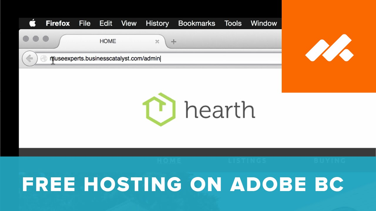 Web Hosting & Domain Setup in Adobe Muse Explained
